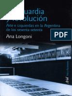 Al_LONGONI, Ana - Vanguardia y Revolución - Ariel Buenos Aires 2014 (Índice e Introducción)