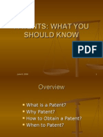 Patents L6