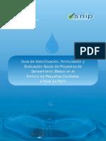 Guia de Saneamiento para Ciudades