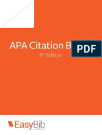 APA Citation Basics eBook