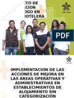 Proyecto Tecnologo en Gestion Hotelera