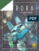 Aurora Magazine Issue 1 1