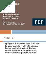 127672862-Epispadia-ppt