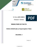 Cs Sistem Antiefractie Si Supraveghere Video - Nt Paltin