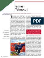 Türk Sineması ve Teknoloji