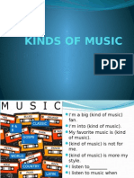 Kinds of Music