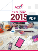 Catálogo AZZA Scrapbooking 2015