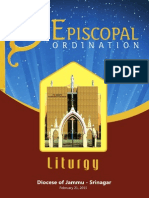 Rite of Episcopal Ordination