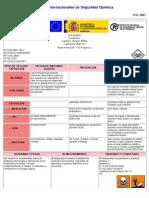 Toxafeno. ICSC 0843