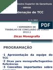 Tcc Seminario Monografia2013.1