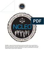 NCLEO Law Enforcement D.C. Conference, February 25 & 26, 2015