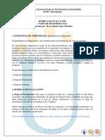 6. Rubrica de Evaluacion 2015-I