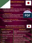 NOVOS MODELOS GERENCIAIS - ADMINISTRAO JAPONESA