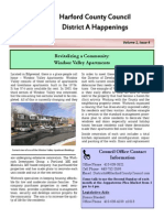 District A Happenings, March 1, 2015