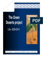 The Green Deserts Project - Using the Waterboxx