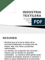 Industria Textilera