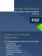 Produção Tecnológica