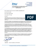 Star2Star 2015 CPNI Certification and Statement.pdf