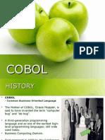 COBOL Powerpoint Presentation.ppt