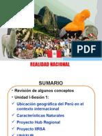 SEMANA 1 - Realidad Nacional