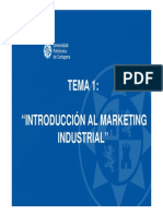 troducción al Marketing