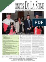 Edition Du Jeudi 12 Février 2015