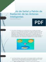 Modelo de Señal y Patrón de Radiación De
