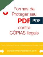 3 Formas de proteger seu PDF contra cópias ilegais