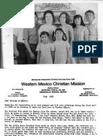 Bowlin Gerald Geneva 1969 Mexico