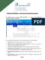 Manual Usuario Sistema Gestion Papers