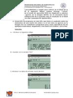 Resolucion Del Examen de Metodos Numericos