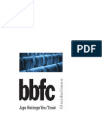 bbfc classification guidelines 2014 6