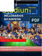 Revista Stadium. Doc