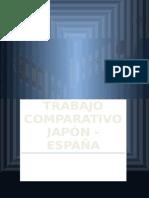 Final Trabajo Comparativo entre la educación de Japón y España