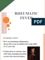 Rheumatic Fever IDA Latest