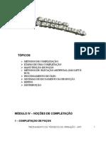 MÓDULO IV - NOÇÕES DE COMPLETAÇÃO E PRODUÇÃO