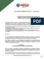Aprovacao de Projetos Prefeitura Anápolis