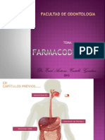 Farmacodinamia 2013
