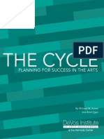 The Cycle Planning for Success in the Arts (1)