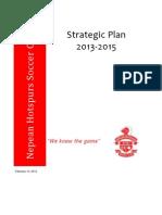 NHSC - Strategic Plan 2013-2015 Approved Feb 10_2013