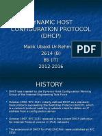 DHCP (Ubaid)