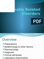 Cannabis Related Disorders