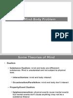 Mind Body Problem