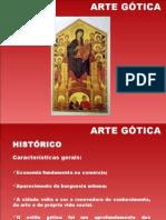 aula HST ARTE Gótico