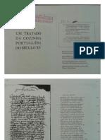 Um Tratado Da Cozinha Portuguêsa Do Século XV (1)
