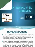 La Moral y El Derecho
