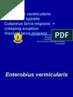 Enterobius, Trichinella, CLM & VLM.ppt 4 Students