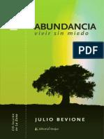 Abundancia, vivir sin miedo - Capítulo 1