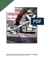 AGITANDO IZQUIERDAS. EN ALCORCÓN