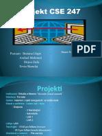 Projekt Rrjeta Kompjuterike